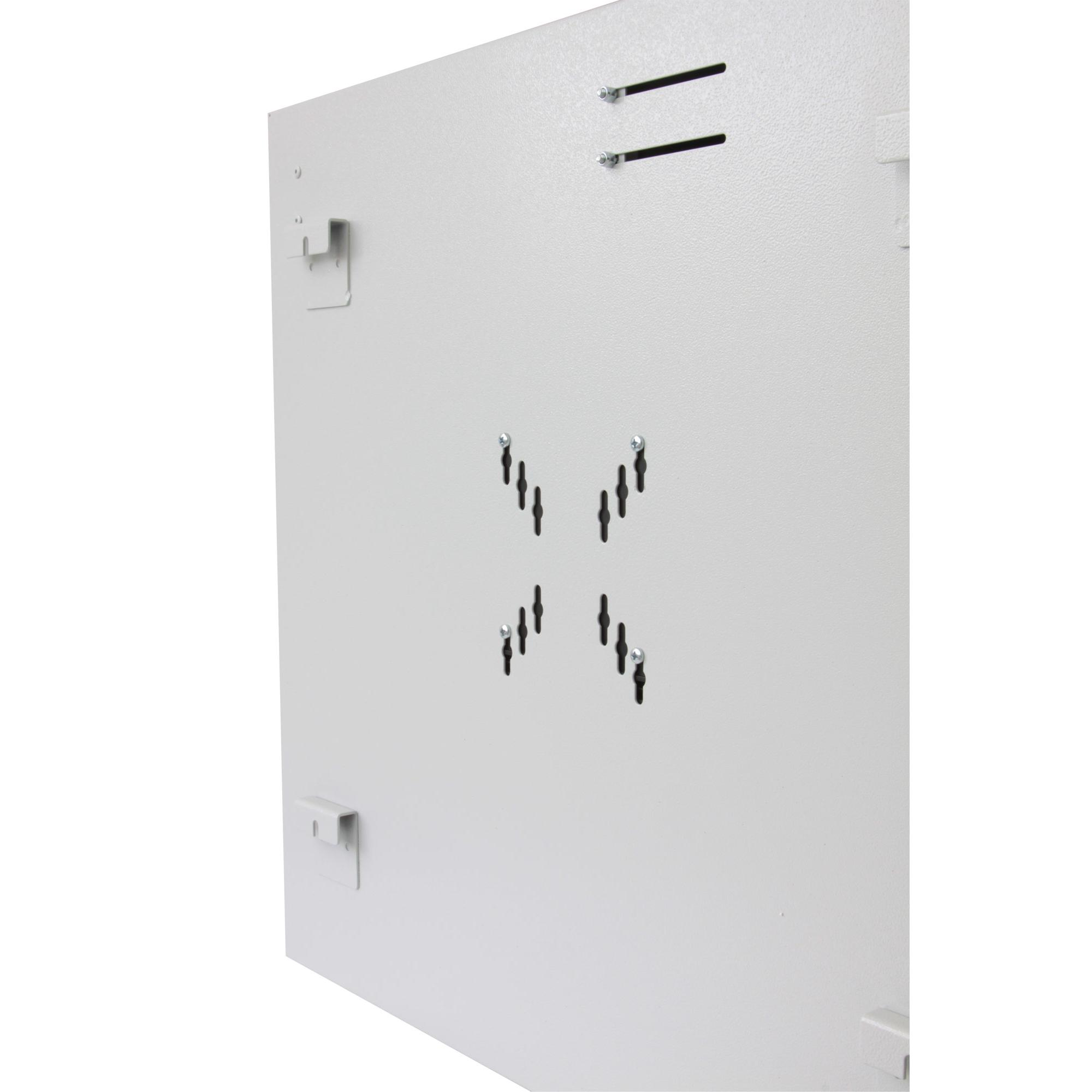 Box di sicurezza per DVR e sistemi di videosorveglianza Bianco con Anti-intrusione