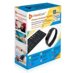 Braccialetto Fitness Bluetooth 4.0BLE con Cardiofrequenzimetro, TG-HR1