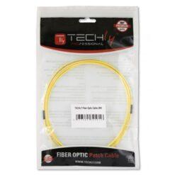Cavo Fibra Ottica SC/LC 9/125 Monomodale 3m Diametro 1.2mm OS2