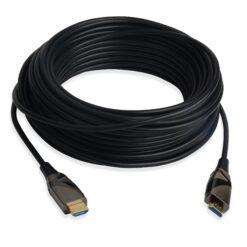 Cavo HDMI 2.0 4K Ultra HD Attivo in Fibra Ottica HDMI A/A M/M 70m