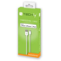 Cavo da Apple Lightning a USB 3m Bianco