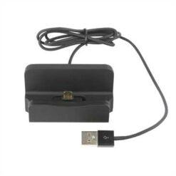 Docking Station USB-C 2,4A per Smartphone con cavo USB 2.0