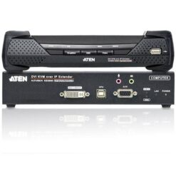 Extender KVM USB DVI over IP 1920x1200 KE6900