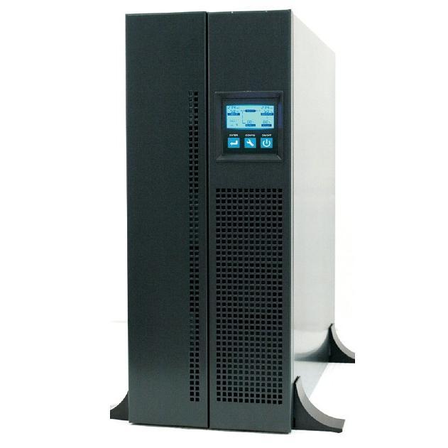 Gruppo di Continuità UPS 1000VA 800W On Line doppia conversione Tower/Rack