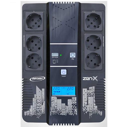 Gruppo di Continuità UPS 800VA Line Interactive