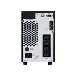 Gruppo di Continuità UPS E4 LCD PRO 1500VA On Line Doppia Conversione