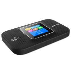Hotspot Router Wireless 4G Portatile + Slot MicroSD e SIM 4G185