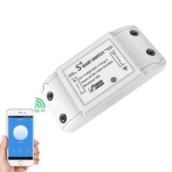 Interruttore Switch 10A Smart Home WiFi Universale, R4967