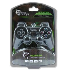 Joypad USB per PC Nero Hunter GP-2009U