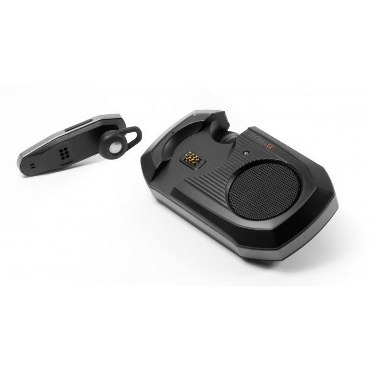 Kit Auto Bluetooth v4.0 Microfono e Auricolare con Vivavoce, BT-X30-1