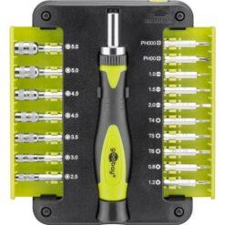 Kit Mini Valigetta 18 Cacciaviti di Precisione