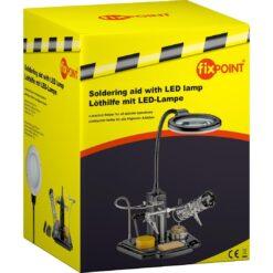 Kit per Saldatura con Lampada LED