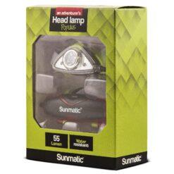 Lampada LED Frontale 55 Lumen