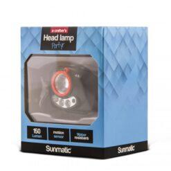 Lampada LED Frontale Professionale con Sensore di Movimento 150 Lumen