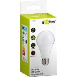 Lampada LED Globo E27 Bianco Caldo 11W, Classe A+