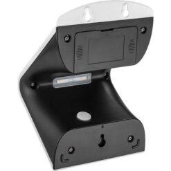 Lampada LED Solare a Muro 3,2W IP65 Sensore di Movimento Bianco