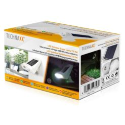 Lampada Solare Esterna a LED, TX-114