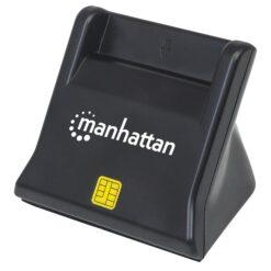 Lettore di Schede Smart SIM Desktop Nero