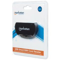 Lettore di schede Smart Card /SIM card a contatto USB