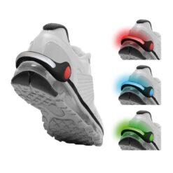 Luce LED di sicurezza per scarpe