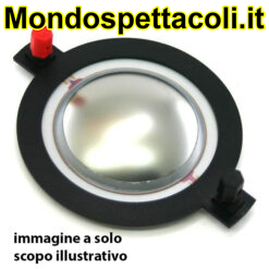 B&C MMD01616M membrana per driver DE16
