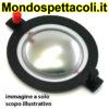 B&C MMDDE18016 membrana per driver DE180