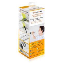 Microfono Karaoke Bluetooth per Bambini, BT-X36