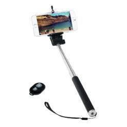 Monopiede Telescopico SelfieStick Smartphone Bluetooth con telecomando