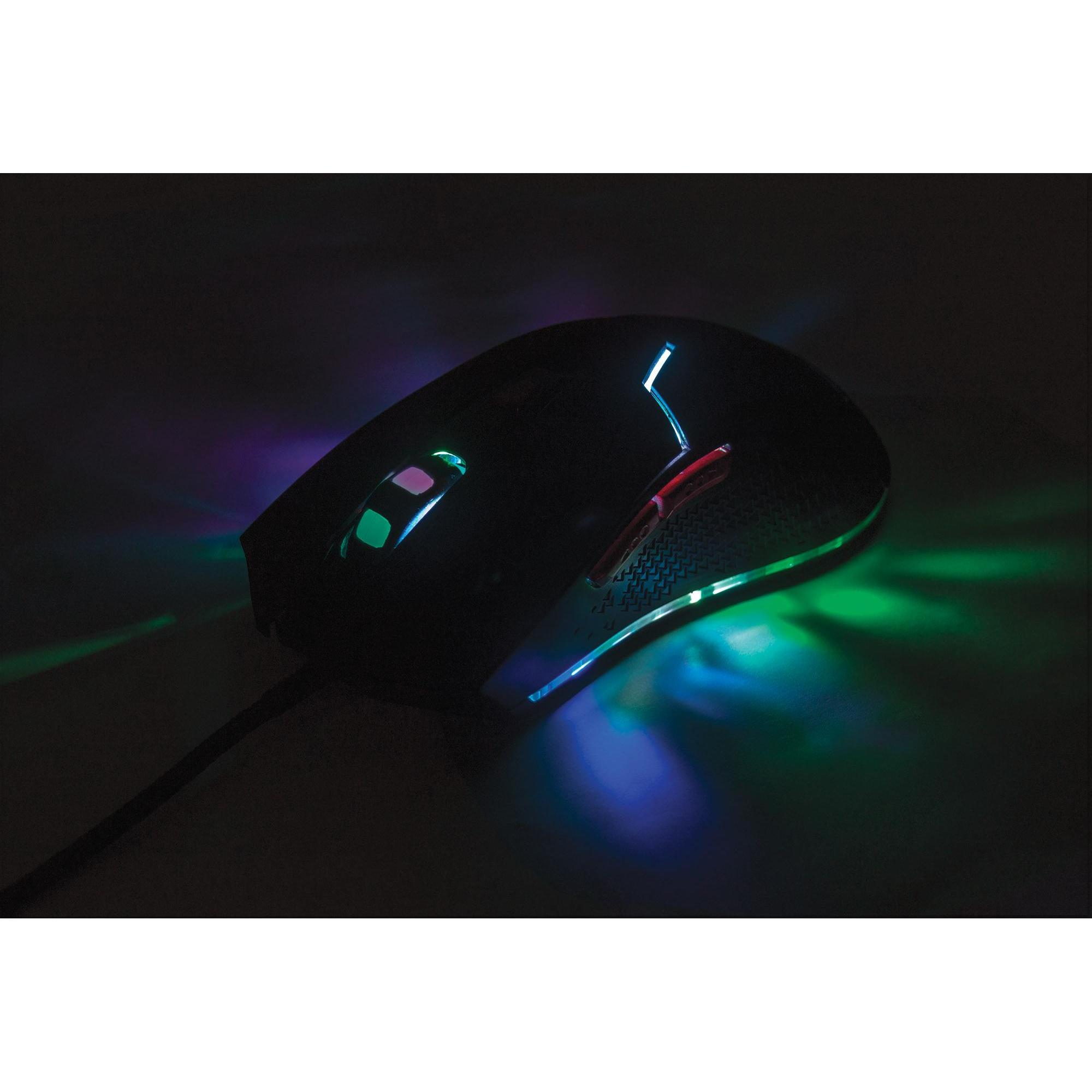 Mouse Ottico Gaming Wired