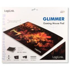 Mouse Pad Gaming Wolf