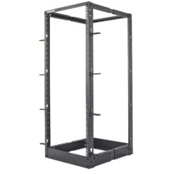 Open Frame Rack 19'' 4 Montanti 26U con profondità regolabile