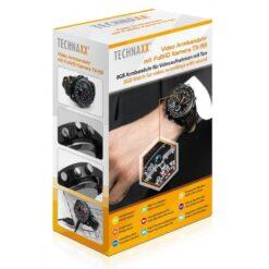 Orologio da Polso con Fotocamera Integrata 2MP e Microfono, TX-93