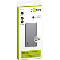 Powerbank Quick Charge 3.0 5.000mAh USB-C