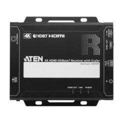 Ricevitore HDBaseT 4K HDMI con scaler VE816R