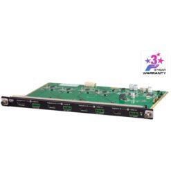Scheda ingresso 4K DisplayPort a 4 porte, VM7904
