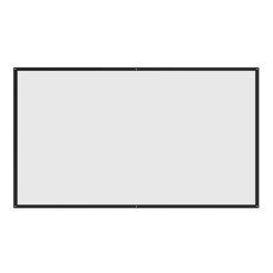 Schermo proiezione 100'' 221 x 124 cm FSP-100