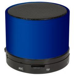 Speaker Portatile Bluetooth Wireless con Lettore MP3 Blu