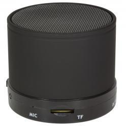 Speaker Portatile Bluetooth Wireless con Lettore MP3 Nero