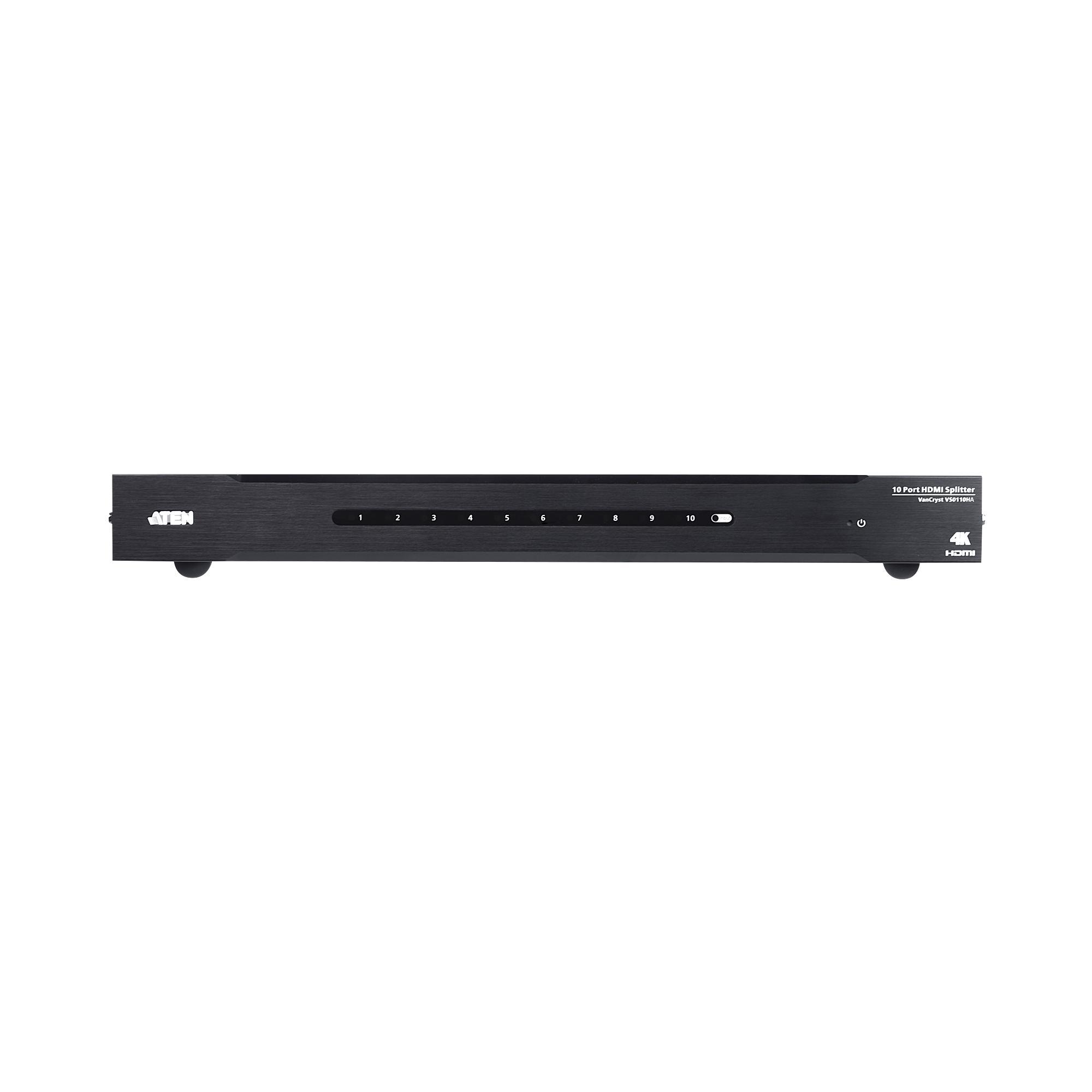 Splitter 4K HDMI a 10 porte, VS0110HA