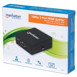 Splitter HDMI 2 porte 1080p