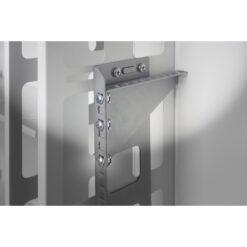 Staffa 3U per installazione verticali apparecchiature rack 19''