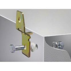 Staffe di fissaggio a muro per rack IP65