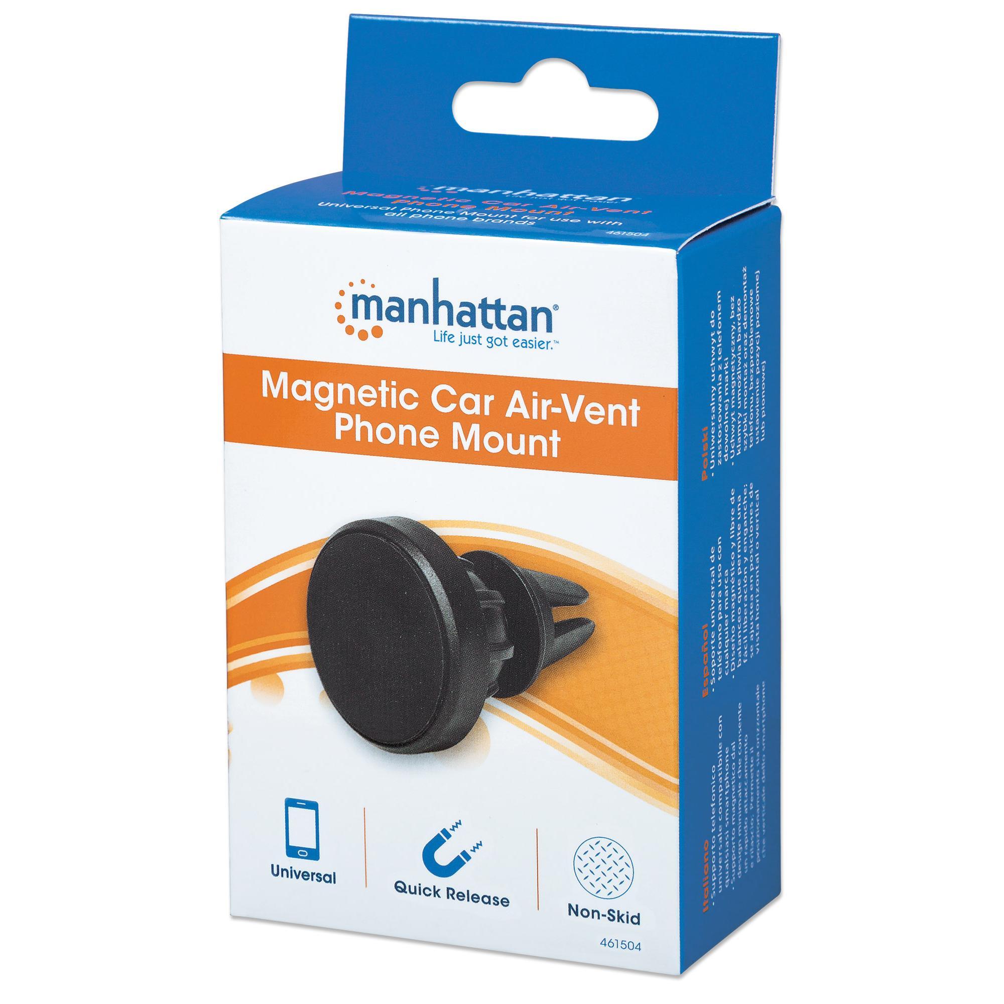 Supporto Magnetico da Auto per Smartphone e Tablet