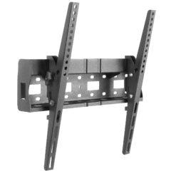 Supporto a Muro per TV LED LCD 32-55'' con Area di Archiviazione Integrata