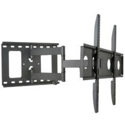 Supporto a Muro per TV LED LCD 32-65'' Estensibile Slim Full-Motion