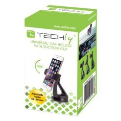 Supporto da Auto per iPhone e Smartphone 3.0''-6.0'' con Ventosa