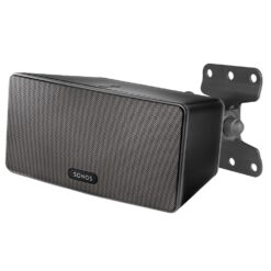 Supporto da Muro Regolabile per Diffusore Sonos Play 3 nero