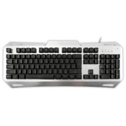 Tastiera Gaming Gladiator USB Nero / Silver