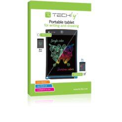 Tavoletta Grafica LCD 8,5'' per Scrittura e Disegno Multicolor