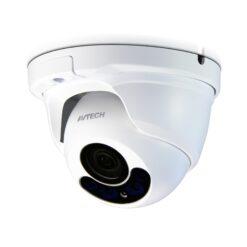 Telecamera Dome CCTV IR motorizzata Full-HD da Soffitto Parete IP66